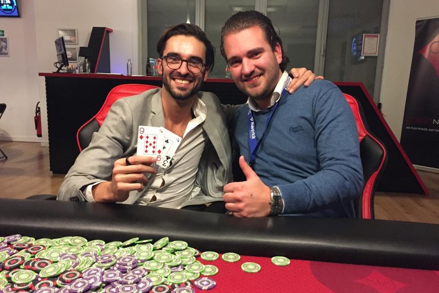 poker De beste zaadslikkers in het vak