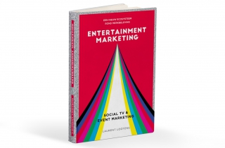 "Le livre ""Entertainment Marketing"" est disponible"
