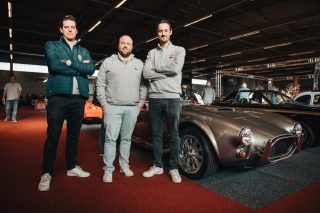 Nieuwe organisator voor oldtimer event Flanders Collection Cars