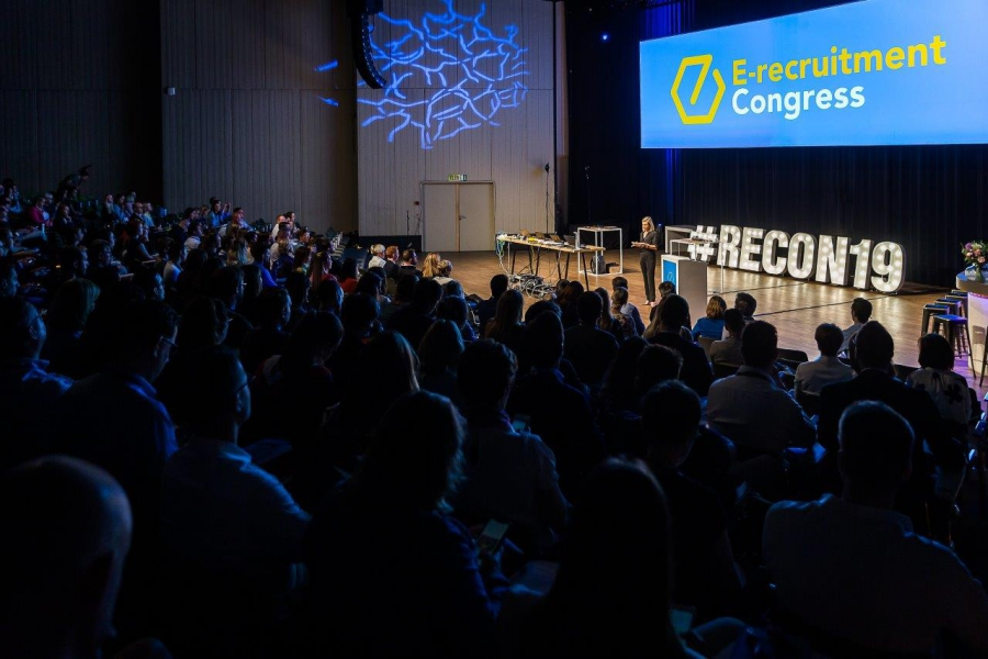 Act!events organise le Congrès d'e-recrutement 2019 !