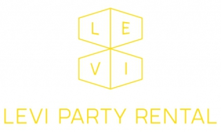 Levi Party Rental offre son aide !