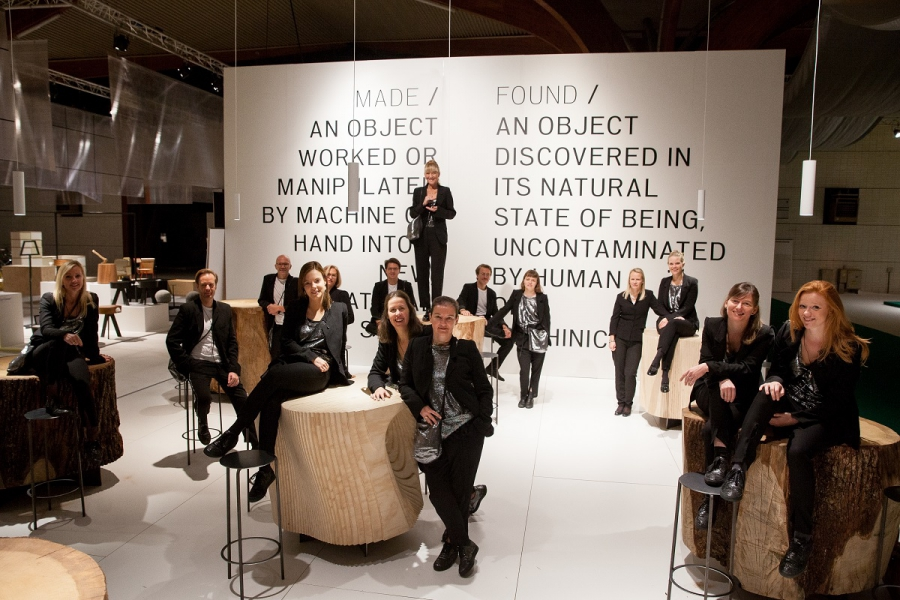 Biennale INTERIEUR Kortrijk en Hostess-Select: never change a winning team