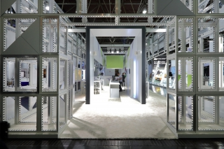 beMatrix, re!nventing stand building systems