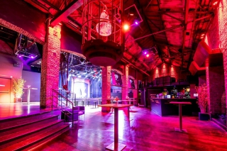 Uw event in een trendy nightclub