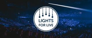 Lights For Live veut faire la première date sold-out du Sportpaleis en 2021