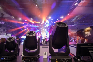 Gratis tickets voor de Prolight+Sound vakbeurs in Frankfurt am Main