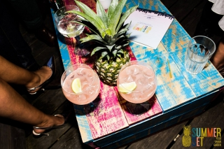 Summer Set en Eating Point, de winnende cocktail voor een smaakvolle zomer in Brussel …