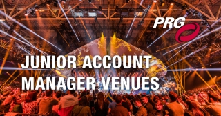 PRG zoekt Junior Account Manager Venues