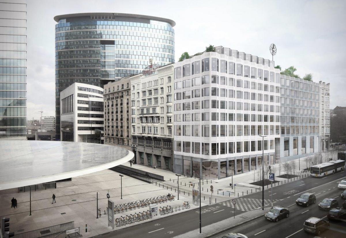 Société Générale De Rénovation Batiment Bruxelles eventnews.be - renovation du hilton brussels city & du