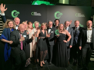 "Easyfairs door Deloitte uitgeroepen tot ""Best Managed Company"""