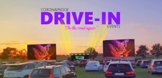 'On the Road again' – Le package Drive-in all-in-one pour chaque événement !