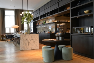 The Living, Winebar & Lounge, een nieuwe hotspot in hartje Brussel