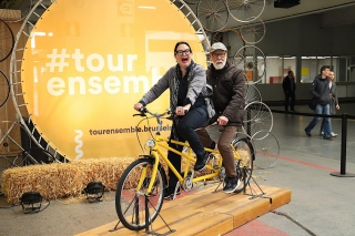 Pour faire de Bruxelles une vraie ville « bike friendly », VO Citizen fait rouler Bike for Brussels