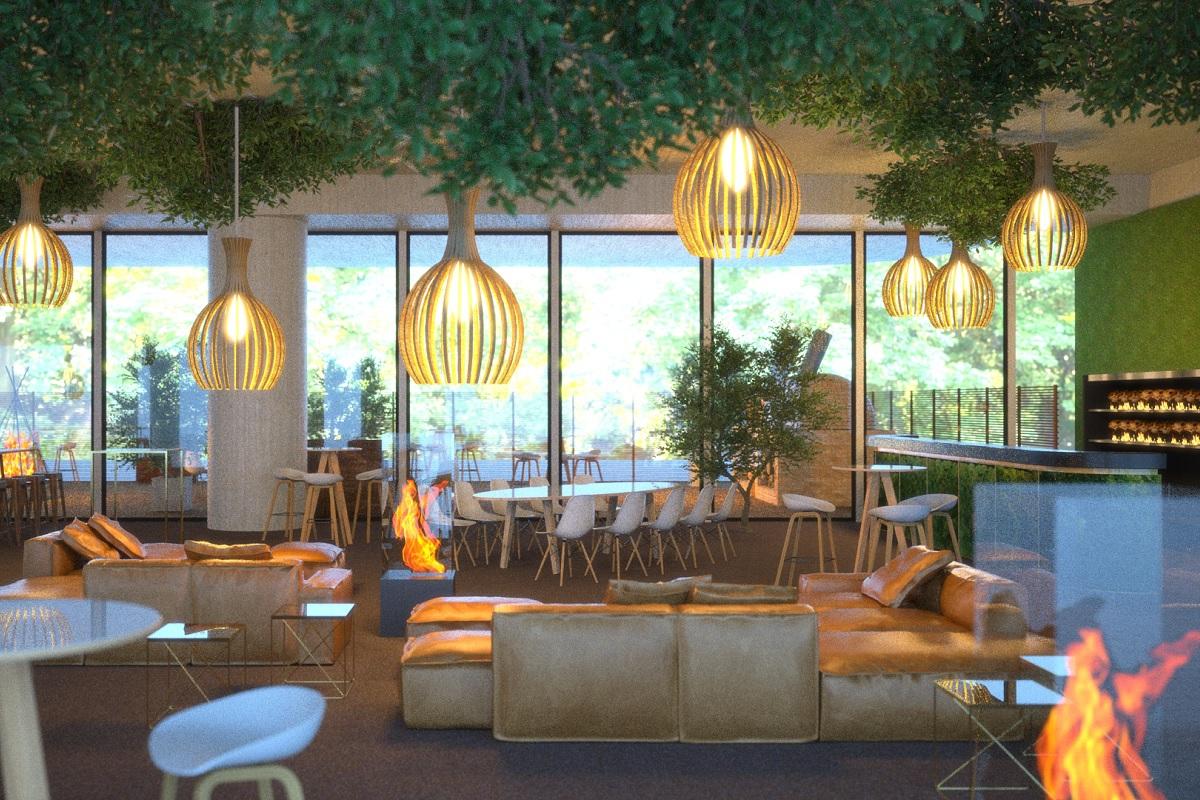 Eventnews Be Inauguration De La Maison Citadel Jardin D Hiver